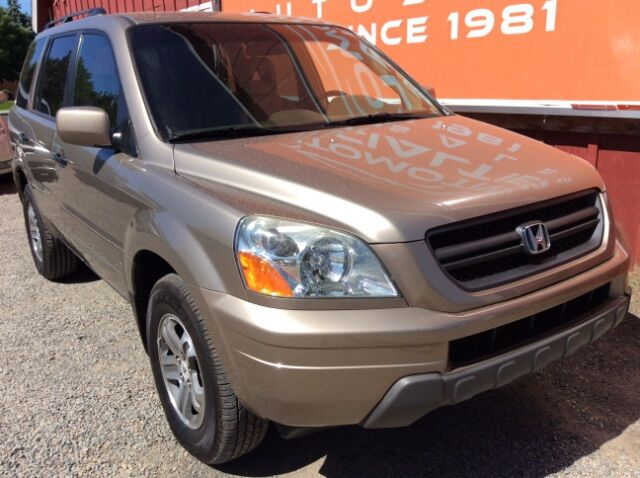 2004 Honda Pilot EX w/ Leather and Nav System Spokane WA