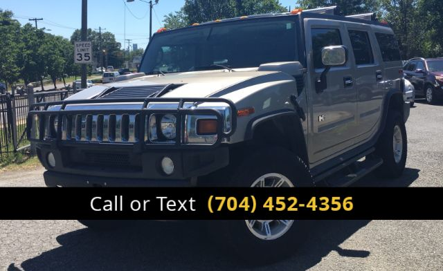2004 Hummer H2 Sport Utility Charlotte and Monroe NC