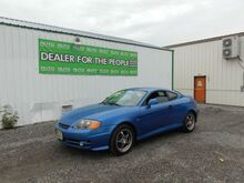 2004_Hyundai_Tiburon_Base_ Spokane Valley WA