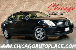 2004_INFINITI_G35 Sedan_w/Leather_ Bensenville IL