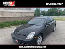 2004_INFINITI_G35 Sedan_w/Leather_ Columbus OH