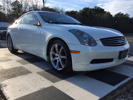 2004 Infiniti G35 2d Coupe Outer Banks NC