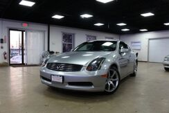 2004_Infiniti_G35_Coupe with Leather and 6MT_ Lombard IL