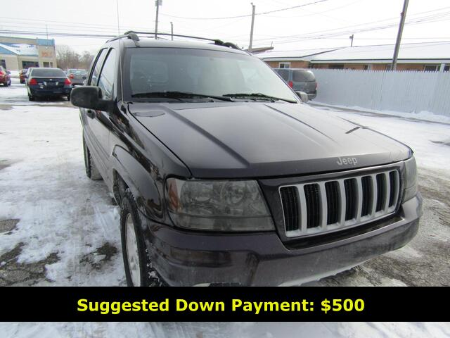 2004 JEEP GRAND CHEROKEE LARED  Bay City MI