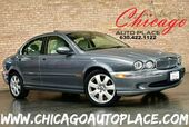 2004 Jaguar X-TYPE 3.0L SMPI V6 ENGINE ALL WHEEL DRIVE 1 OWNER BEIGE LEATHER HEATED SEATS WOOD GRAIN INTERIOR TRIM SUNROOF