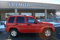 Jeep Liberty Limited 2004