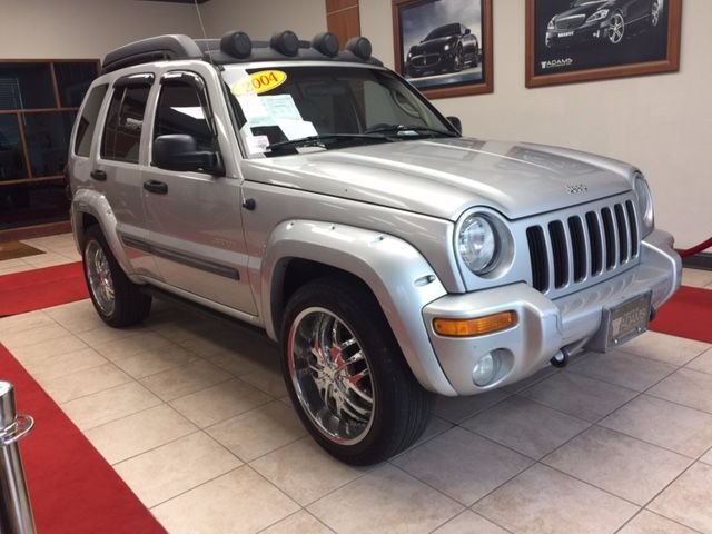 2004 jeep liberty renegade 4wd charlotte nc 19152090. Black Bedroom Furniture Sets. Home Design Ideas