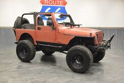 2004_Jeep_Wrangler_LIFTED RUBICON 4WD!! BRAND NEW KEVLAR PAINT JOB! $10,000 IN EXTRAS! LOW MILES! RARE FIND!!_ Norman OK