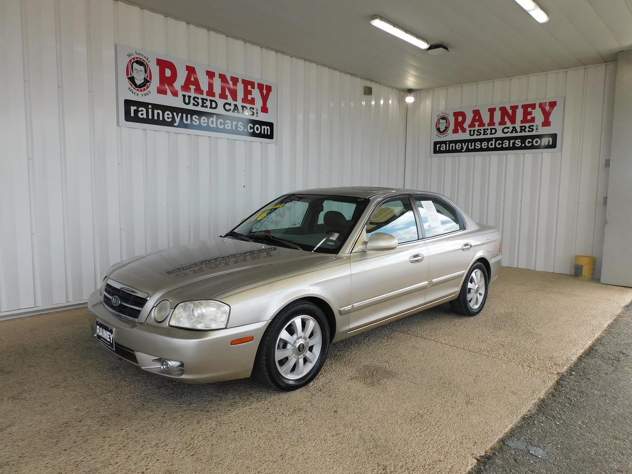 2004 KIA OPTIMA Albany GA