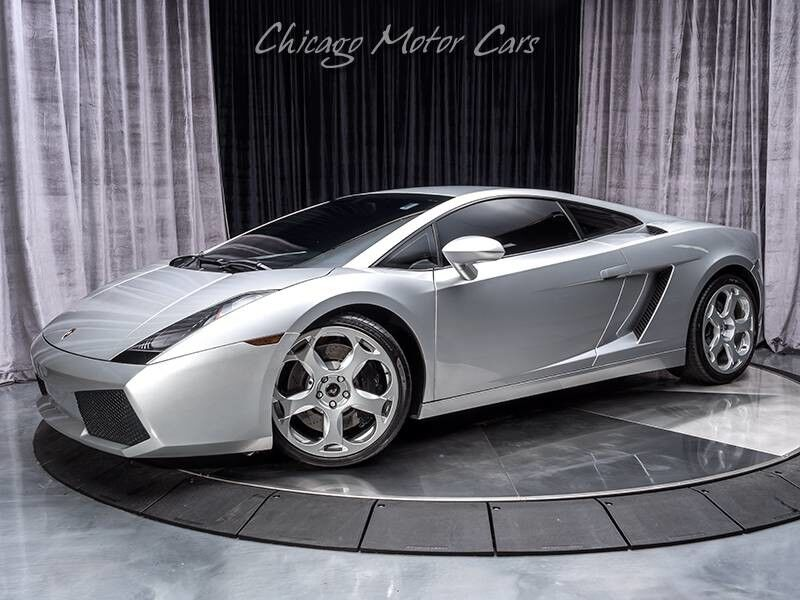2004_Lamborghini_Gallardo_Coupe_ Chicago IL
