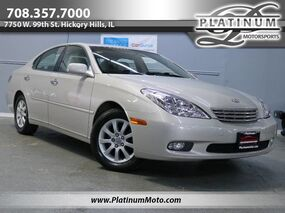 Lexus ES 330 Premium Sound, Sunroof, Heated Seats, Must See 2004