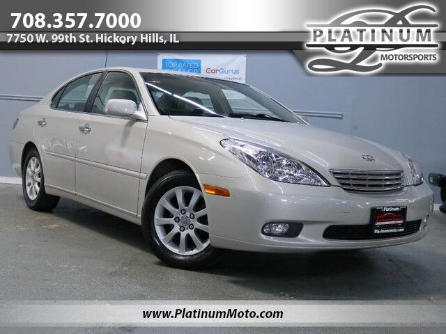 2004 Lexus ES 330 Premium Sound, Sunroof, Heated Seats, Must See Hickory Hills IL