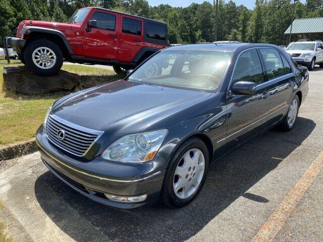 2004 Lexus LS 430  Monroe GA