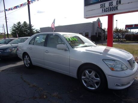 2004 Lexus LS 430 Sedan Middletown OH