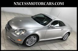 Lexus SC 430 CONVERTIBLE LOW MILES IMMACULATE LEVINSON SOUND 2004