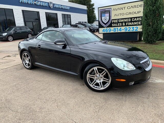 2004 Lexus SC430 NAVIGATION MARK LEVINSON PREMIUM STEREO, PREMIUM HEATED LEATHER!!! EXTRA CLEAN!!! BEAUTIFUL COLOR COMBO!!! RARE FIND!!! Plano TX