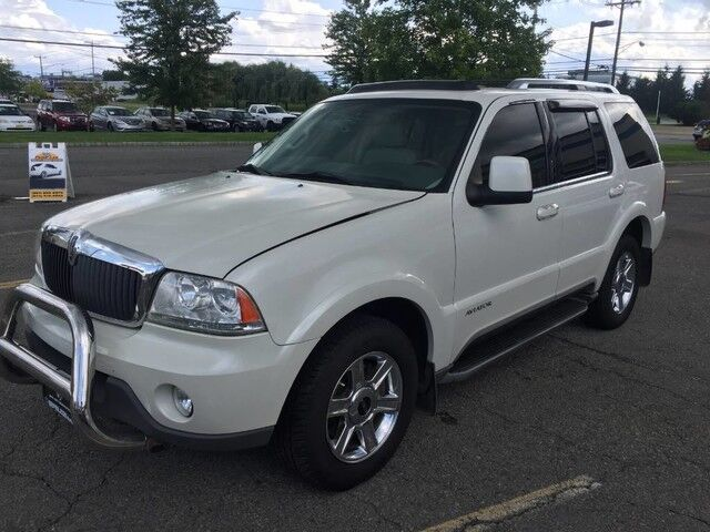 2004 Lincoln Aviator Luxury Queens NY