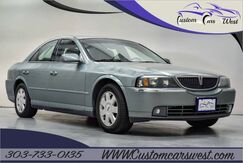 2004_Lincoln_LS_w/Luxury Pkg_ Englewood CO