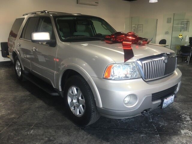 2004_Lincoln_Navigator_Ultimate_ San Jose CA