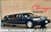 2004 Lincoln Town Car 120 stratch Limousine with fifth door by Krystal koach -V bar