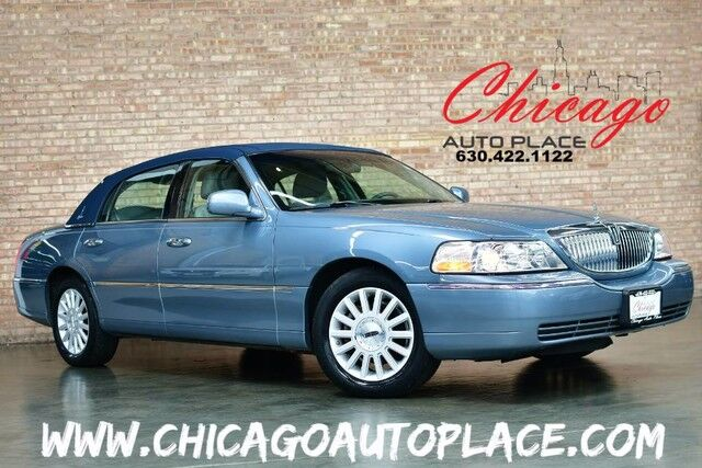 Used 2004 Lincoln Town Car, $7888