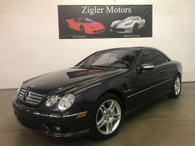 Mercedes-Benz CL-Class CL55 AMG Coupe Low miles 47kmi well maintained 2004