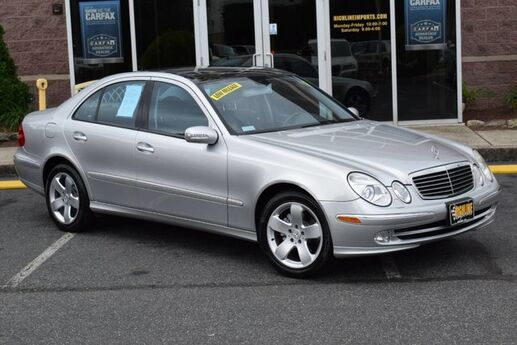 2004 Mercedes-Benz E-Class 3.2L Easton PA