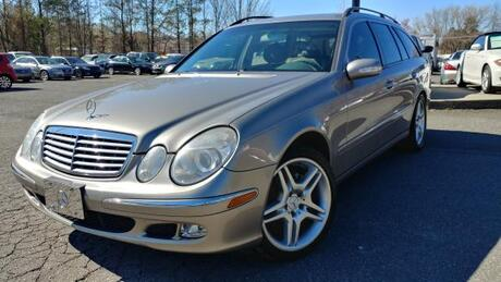 2004 Mercedes-Benz E-Class Wagon E320 Charlotte and Monroe NC