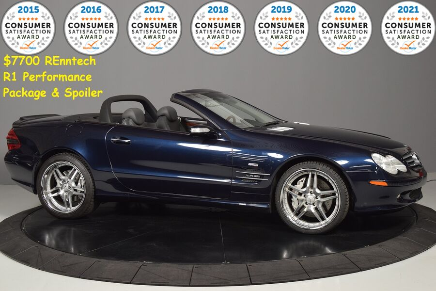 2004_Mercedes-Benz_SL-Class__ Glendale Heights IL