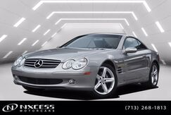 2004_Mercedes-Benz_SL-Class__ Houston TX