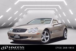 2004_Mercedes-Benz_SL-Class_500 Low Miles Extra Clean._ Houston TX