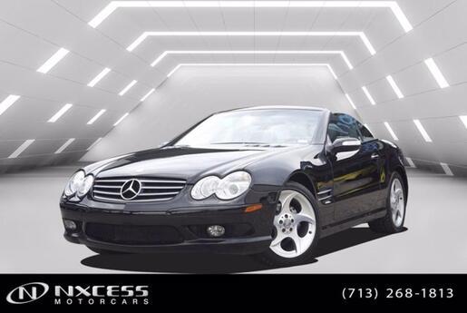 2004 Mercedes-Benz SL-Class 500 Sport Low Miles. Houston TX