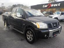 2004_NISSAN_TITAN_LE 4X4, WHOLESALE TO THE PUBLIC AS IS, PERFECT WORK TRUCK!!_ Virginia Beach VA
