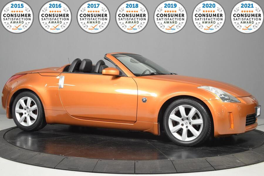 2004_Nissan_350Z_Touring_ Glendale Heights IL