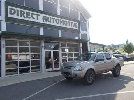 2004 Nissan Frontier XE-V6 Crew Cab 4WD Monroe NC