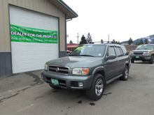 2004_Nissan_Pathfinder_LE Platinum Edition 4WD_ Spokane Valley WA