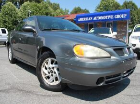 Pontiac Grand Am SE2 2004