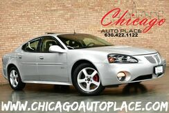 2004_Pontiac_Grand Prix_GTP - 3.8L V6 SFI SUPERCHARGED ENGINE FRONT WHEEL DRIVE GRAY LEATHER HEATED SEATS SUNROOF PREMIUM ALLOY WHEELS CLIMATE CONTROL_ Bensenville IL