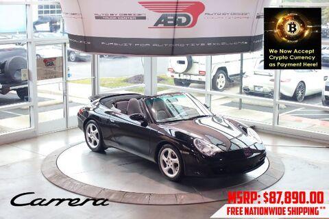 2004_Porsche_911_Carrera Cabriolet_ Chantilly VA