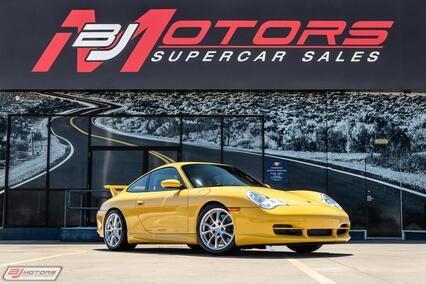 2004 Porsche 911 GT3 Tomball TX