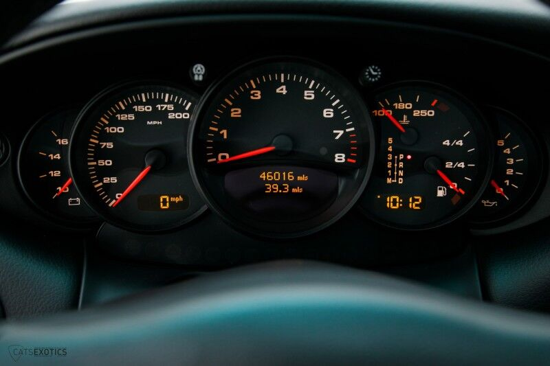 2004 Porsche 911 Targa  Seattle WA