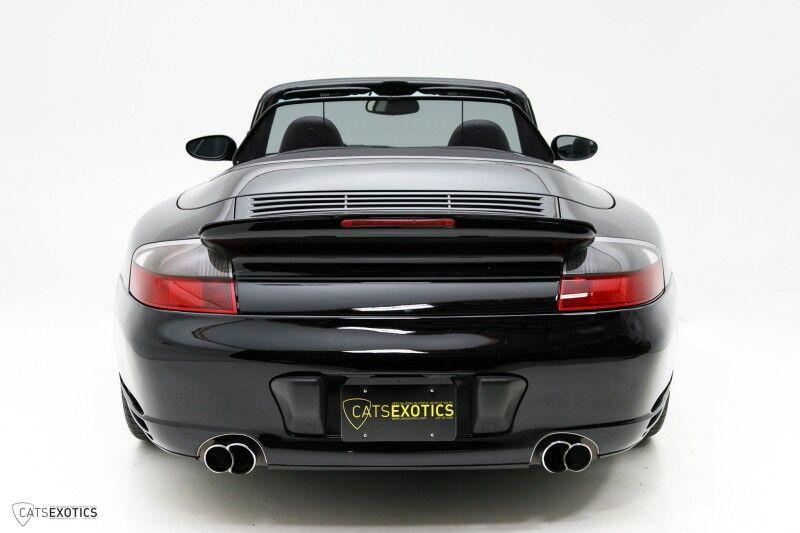 2004 Porsche 911 Turbo Cabriolet Seattle WA
