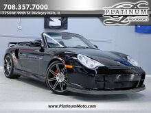 2004_Porsche_911 Turbo X50 Pkg_3 Owner Carbon Rear Wing Exhaust CD Changer Big Window_ Hickory Hills IL