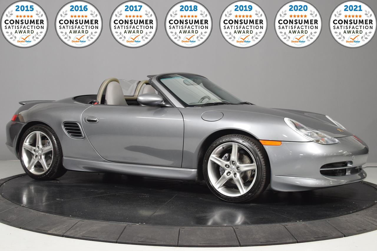 2004 Porsche Boxster  Glendale Heights IL