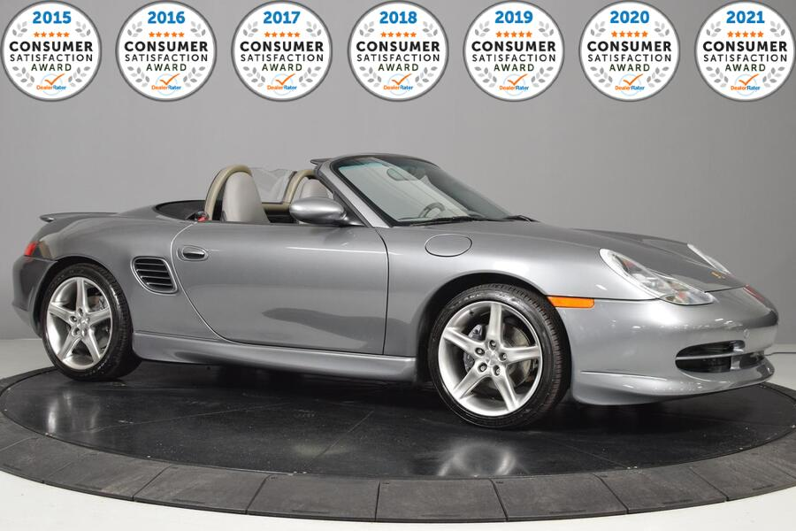 2004_Porsche_Boxster__ Glendale Heights IL