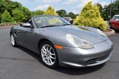 2004_Porsche_Boxster_5-Speed_ Easton PA