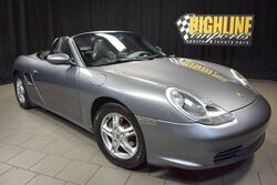 Porsche Boxster 5-Speed 2004