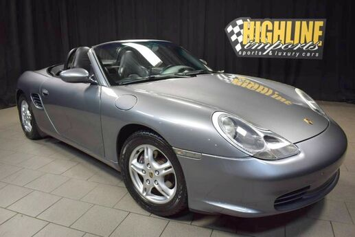 2004 Porsche Boxster 5-Speed Easton PA