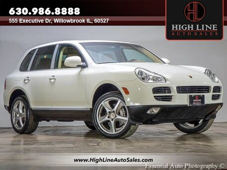 2004_Porsche_Cayenne_S_ Willowbrook IL