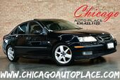 2004 Saab 9-3 Linear - 2.0L TURBOCHARGED 4-CYL ENGINE FRONT WHEEL DRIVE GRAY LEATHER SUNROOF HEATED SEATS PREMIUM WHEELS